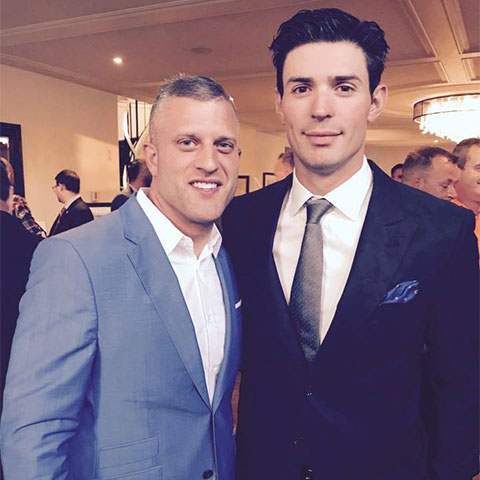 Mathieu Arseneault - Carey Price
